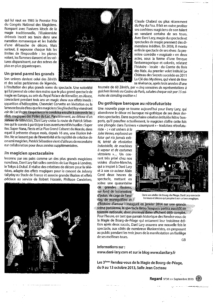 dossier de presse dani lary magicien magic illusion