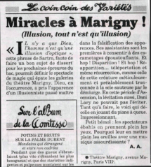 revue de presse dani lary illusion magic magicien