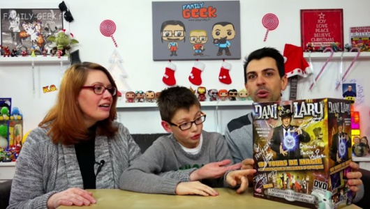 familay geek coffret magique dani lary